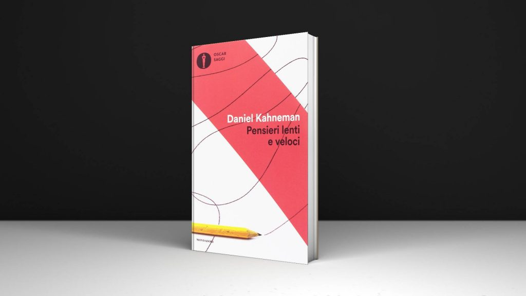 Episodio 35. Pensieri Lenti e Veloci –  Daniel Kahneman